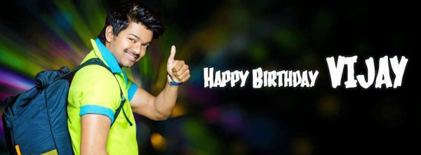 Happy Birthday Vijay !!!!