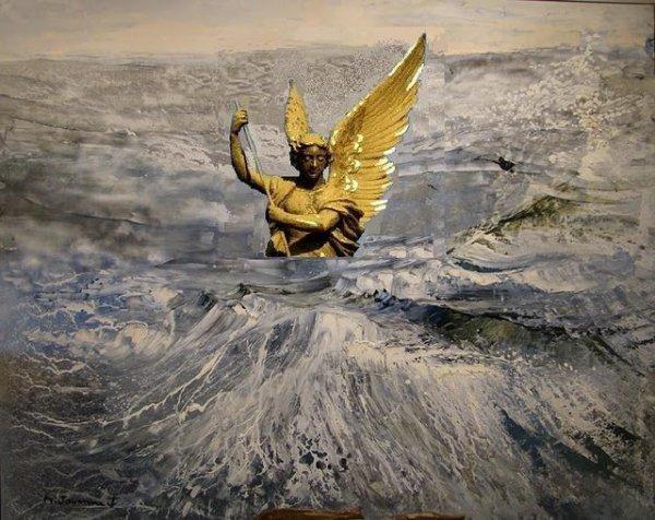 La Noyade de l'Archange sont des mots qui vont très bien ensemble