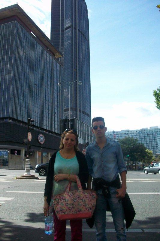 moi et ma mère <3