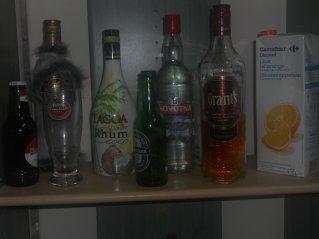 J'adore l'alcool :p