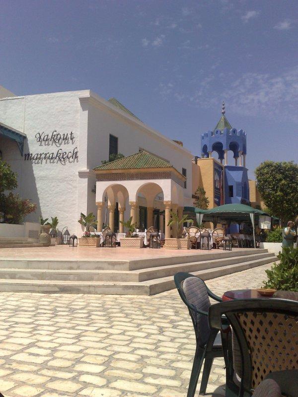 Séjour à Hammamet tunisie
