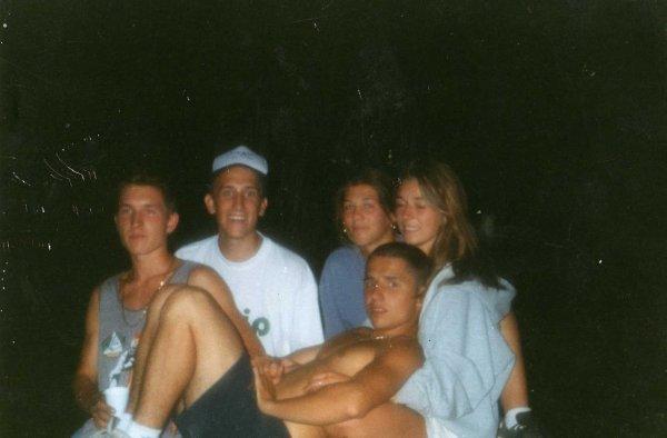 1994 une de mes première peche de nuit