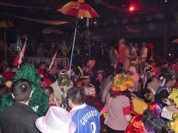 la discothèque au bal de bredune