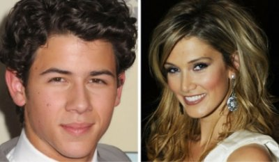 Nick Jonas amoureux d'une chanteuse plus vieille ! ( il manquait plus que sa ! )
