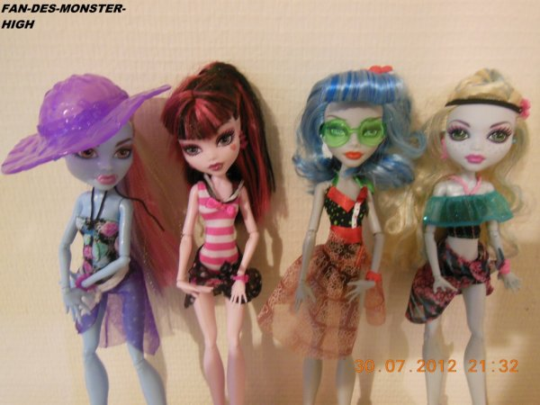 Monster High Shull Shores