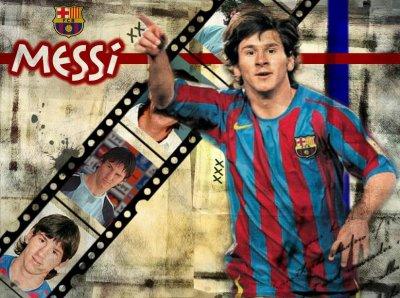 Messi on FC