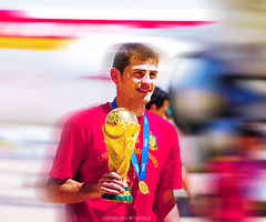 Casillas et sa `coupe