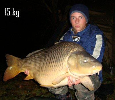 pêche de nuit de 36h au nonnenbruch du 11.11.10 au 13.11.10