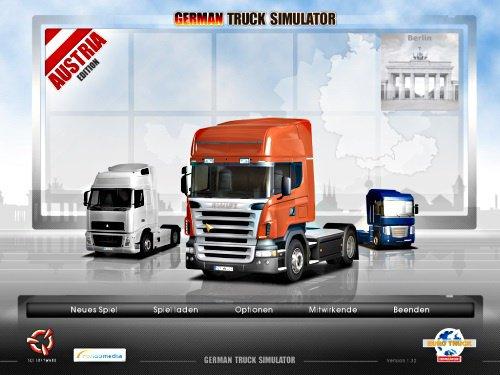 Bienvenue Dans Geman Truck Simulator