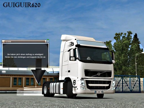 Mon Volvo FH13 440 Euro5