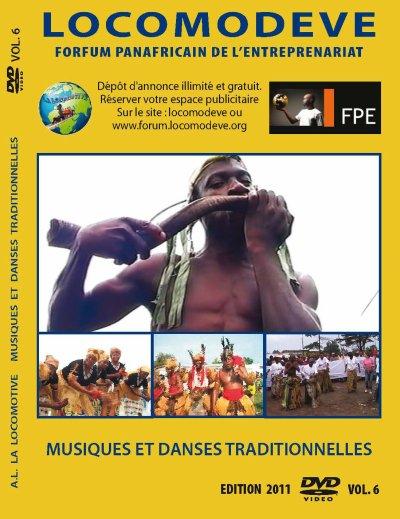 MUSIQUES ET DANSES TRADITIONNELLES Extrait DVD Vol 6 Edition 2011