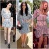 Qui porte le mieux ... la robe Mulberry ?