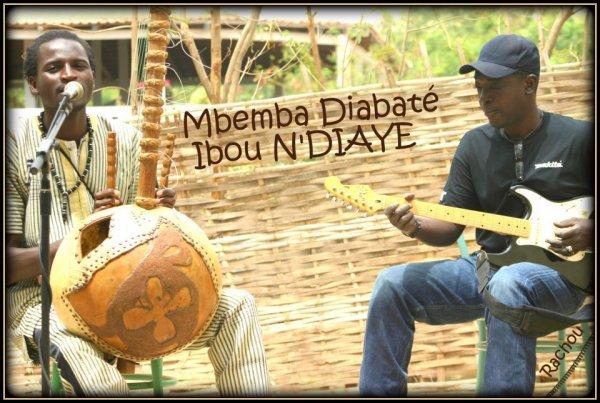 Ibou N'dyaye & Mbemba Diabaté
