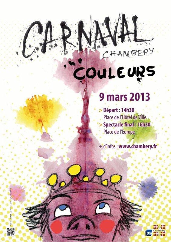 Les Too Cooleur défileront au Carnaval de Chambéry, samedi 9 mars