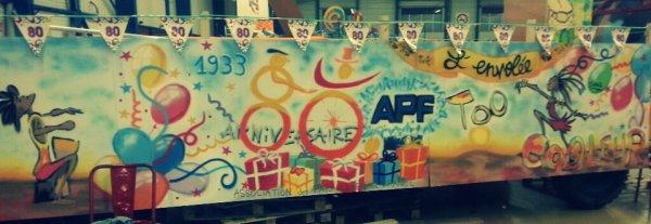 Char du Carnaval, TOO COOLEUR & APF