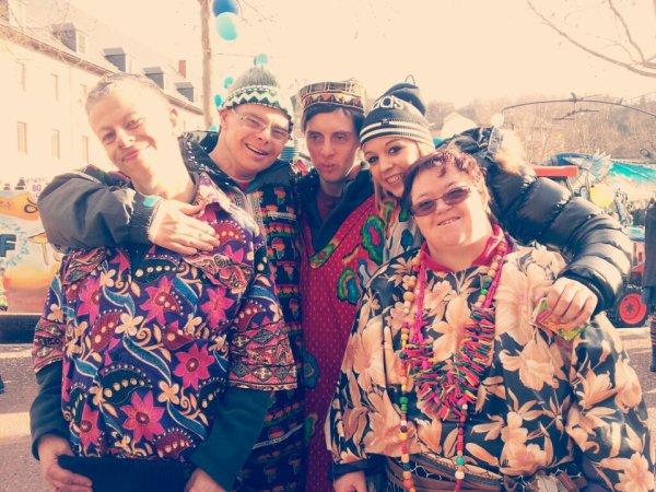 Too Cooleur : Osez danser ! Avec l'apei de Chambéry, AU carnaval de chambéry !!
