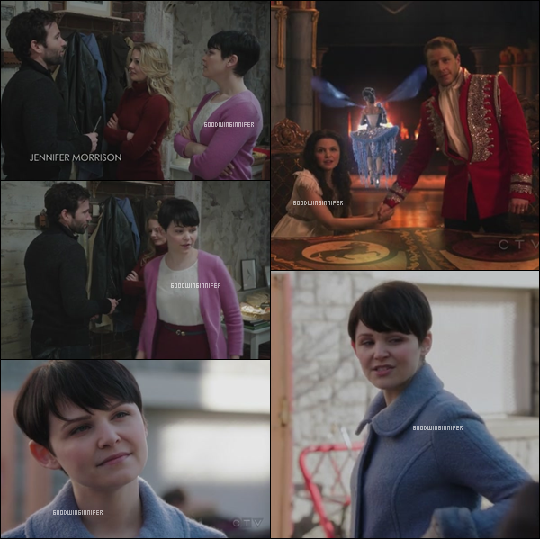 "PROMO| PROMO DE L'EPISODE 1x21 D'ONCE UPON A TIME QUI S'INTITULE "" AN APPLE RED AS BLOOD "" . 