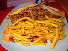 kebab au 129