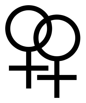 Lesbienne 100%