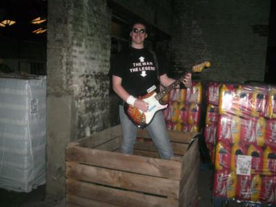 Alex : Fuckin guitar and song
