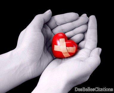 """""""La fin d'une vie n'est rien à côté de la fin de l'amour ."""""""
