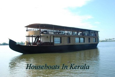 Houseboats – Icons of Backwater Tourism