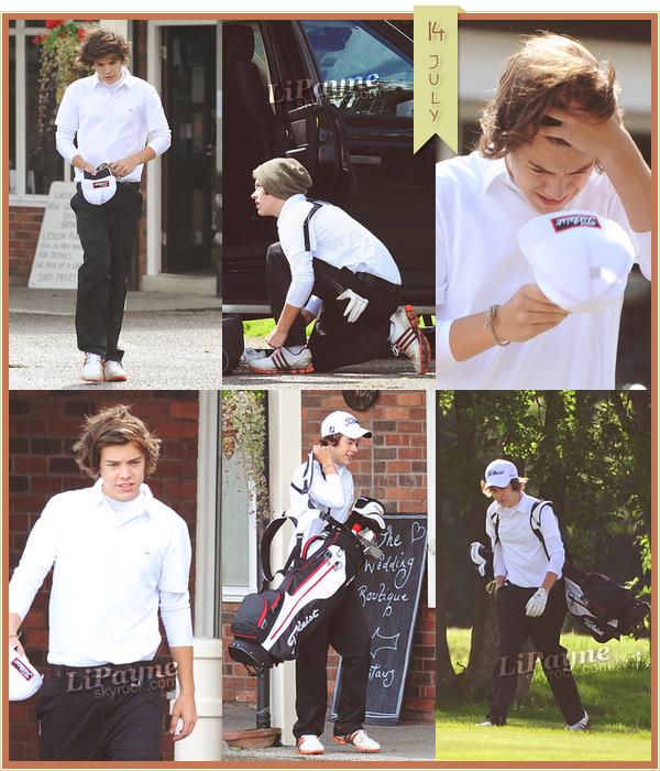 .  JULY, 13 : Les boys ont été vus à un studio d'enregistrement à Londres. ET ILS SONT MAGNIFIQUES. *-*____ .