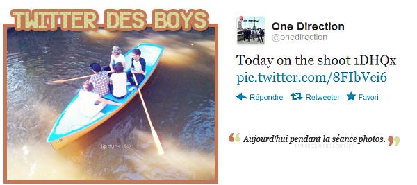 . -_-_JULY, 22_:_Les garçons étaient avant-hier à  Key 103, à Manchester.  -__ .