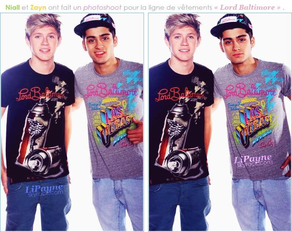 . _06/09_~_Niall et Zayn ont été vus à l'aéroport de LAX, hier, pour rentrer au Royaume-Uni._ .