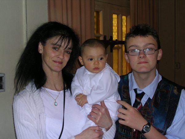 voici mais 3 soeur et mon beau frere et mon neveux et mon fils
