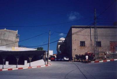 Centre Ville Rafraf En Tunisie