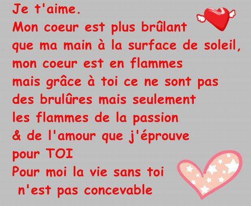 Le Poeme Pour Mon Homme Blog De Melanie Nani