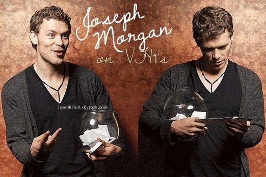 _______ » Joseph Morgan était au VH1's Morning Buzz Live, il nous a montrer également son nouveau tatouage, qui est, je trouve, magnifique.