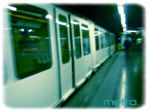 Le metro marseillais