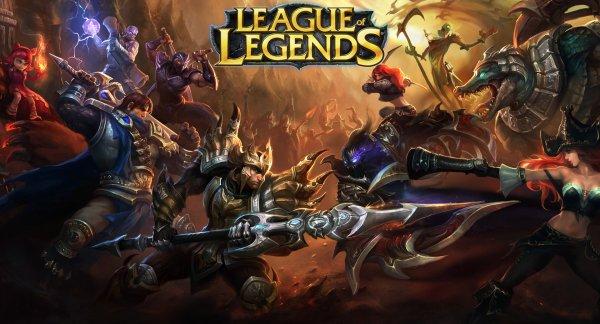 league of legend