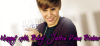 Happy 17th Bday Justin Drew Bieber ;)
