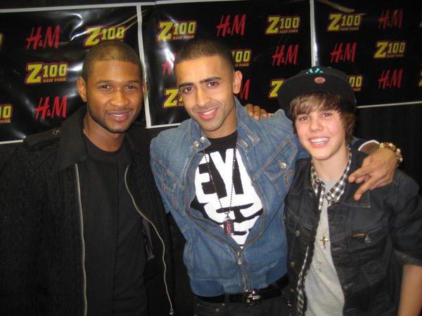 Justin , Usher & ...