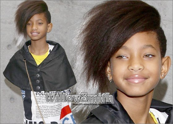 Welcome To Willow Beautiful Your #1 French Source About Willow Smith