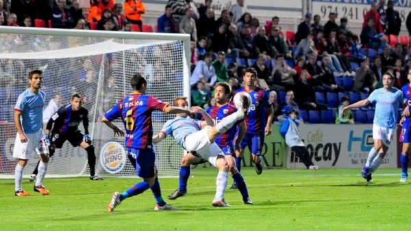 Huesca 1-Celta 1