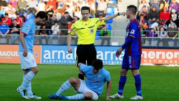 Las mejores fotos del empate del Celta en Huesca