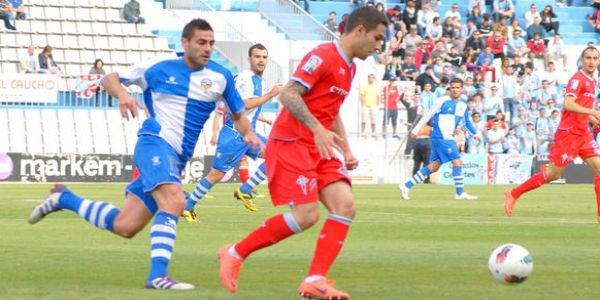 El Celta supera al Sabadell y suma su segunda victoria consecutiva