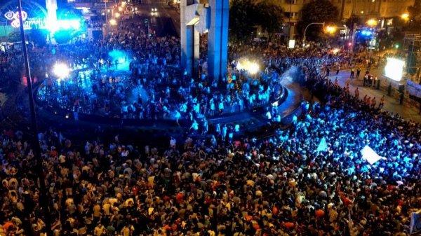 Vigo disfrutó de una jornada mágica con el Celta en Balaídos