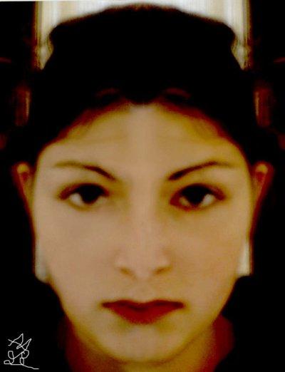 Symétrie Photo : Émilie