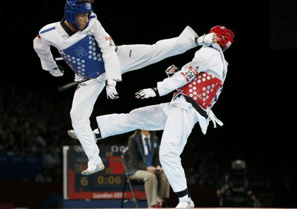 Taekwondo *-*