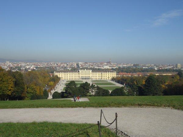 Retour à Vienne