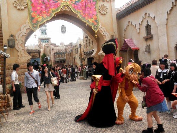 DisneySea Tokyo (partie 4)