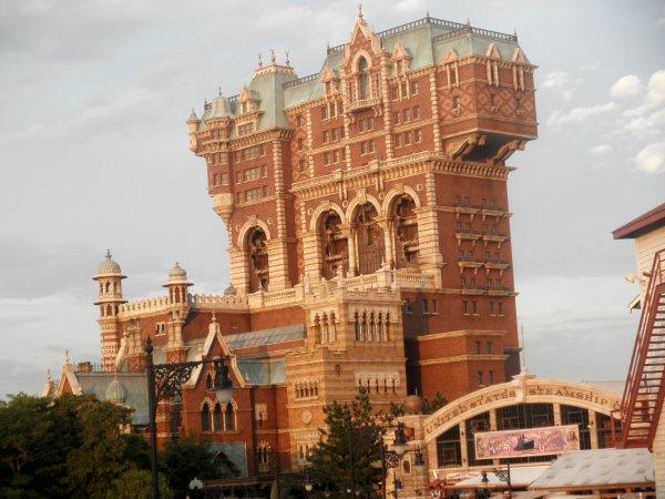 DisneySea Tokyo (partie 6)