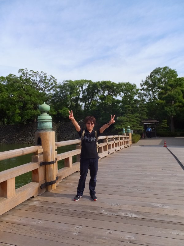 Week-end avec Yusuke premier jour