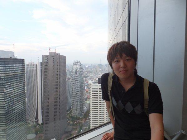 Week-end avec Yusuke deuxième jour
