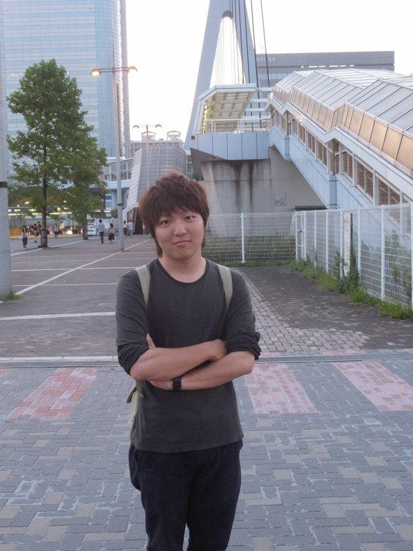 Week-end avec Yusuke deuxième jour (partie 3)